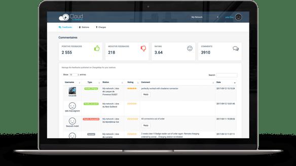 La competenza di Chargemap al servizio della tua azienda.